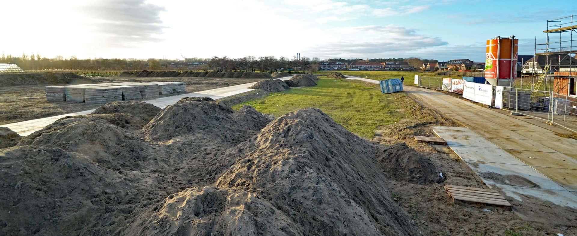 Eerstkomende bouwprojecten Middenveld